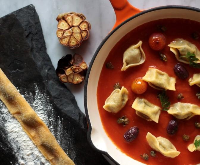 Los nuevos platos de La Ventana.