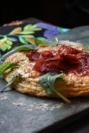 Tortilla de papa, otro de los platos del mes de mayo en el restaurante La Ventana, del hotel Hilton Bogotá: Fotos: Martín García.