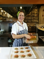 Marcela Arango, cocinera colombiana