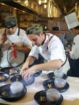 Kurt Schmidt, cocinero chileno