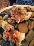 Snack crocante de salmón, de Kurt Schmidt.