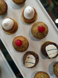 El 'Tempting break' incluye una gran variedad de productos de panadería y repostería.