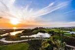 Uno de los grandes atractivos del resort es el campo de golf profesional diseñado junto al mar y creado por Jack Nicklaus.